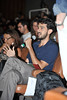 """Público em sessão de perguntas durante o evento """"Empreendedores Culturais"""""""