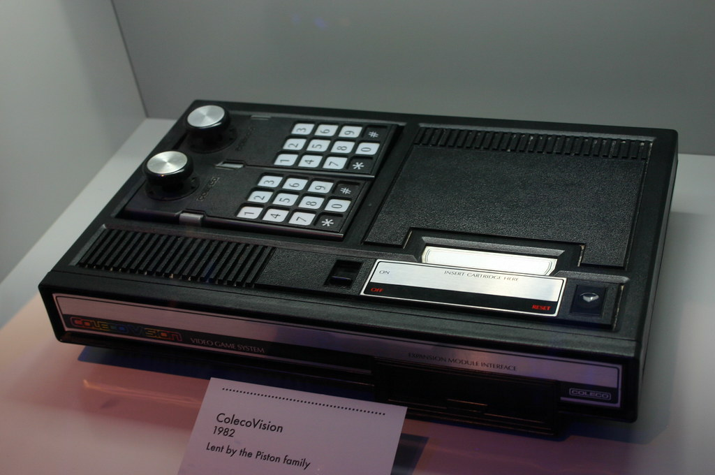 Video Game Consoles: ColecoVision