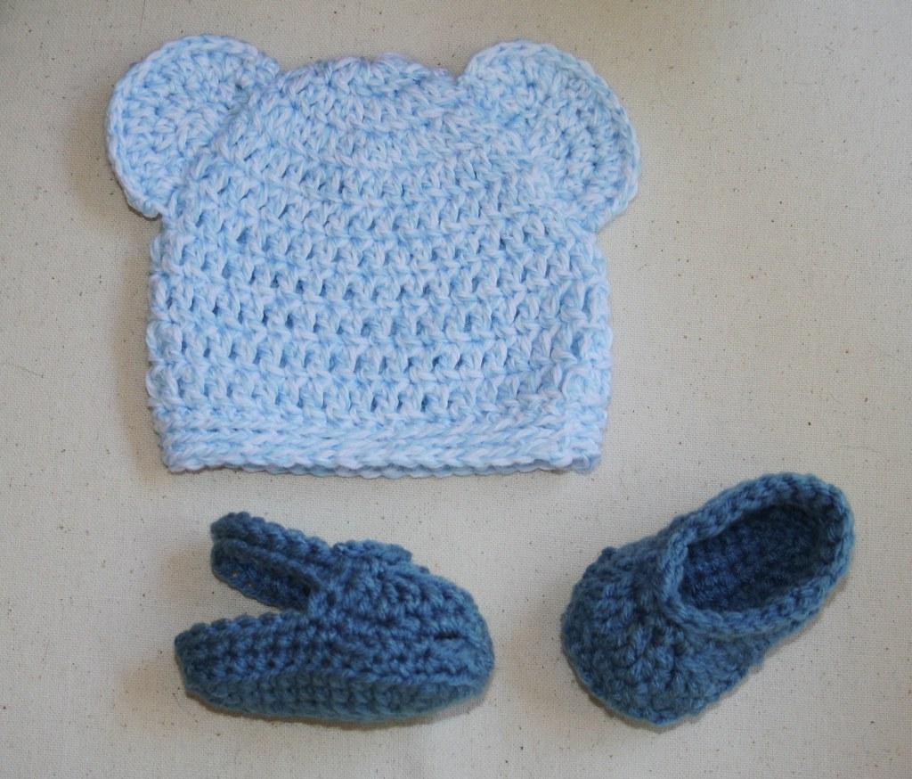 Baby Bear Hat - Free Crochet Pattern - love. life. yarn. | 874x1024