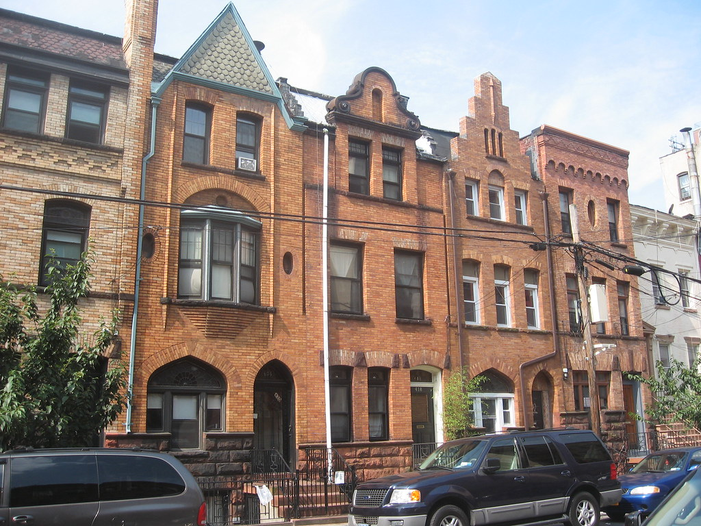 414 20 E 136th St Mott Haven Queen Anne Row Houses 189 Flickr