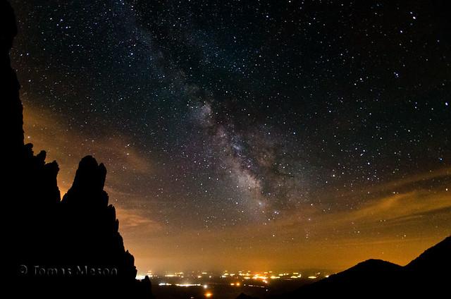 noche en los Galayos .  DSC1319 r ma