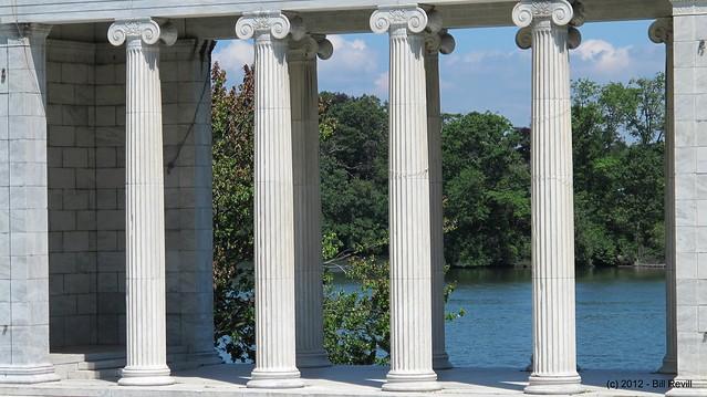 columns....