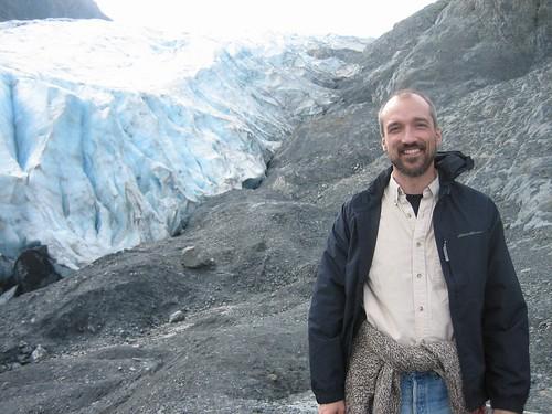 Jay at Exit Glacier | by Silver Hills Manor
