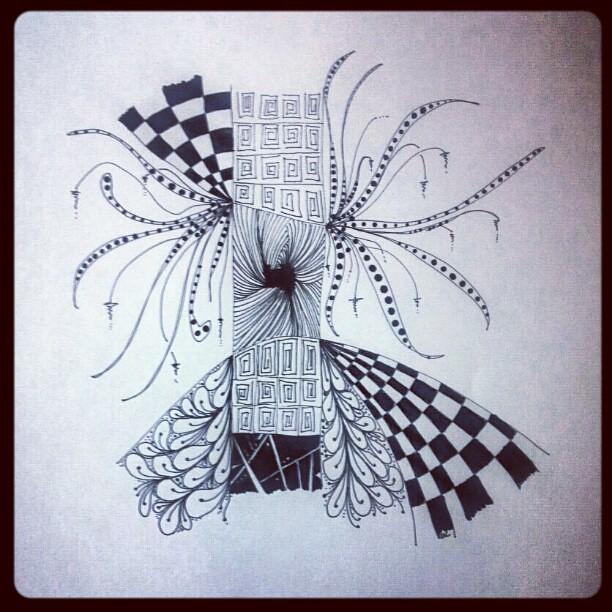 #tanglepatterns 24