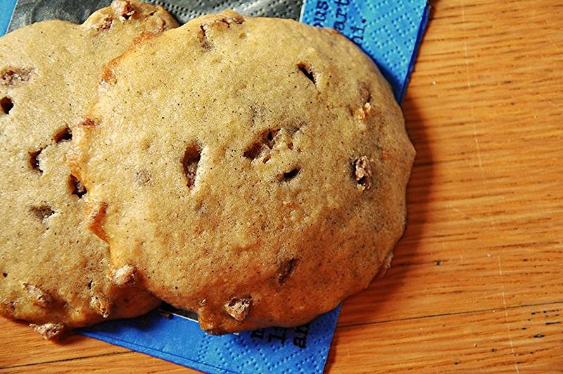Pumpkin-Cinnamon Chip Cookies