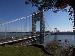 日, 2012-10-21 10:14 - George Washington Bridge