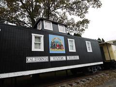 土, 2012-10-27 14:36 - Red Caboose Motel