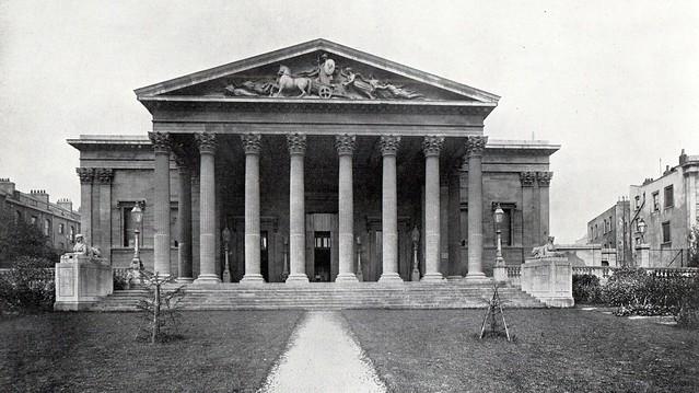 Victoria Rooms Bristol Pre 1912