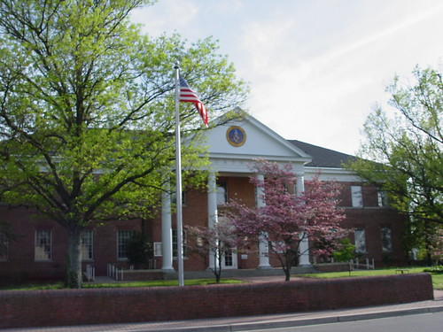 Courthouse, Leonardtown