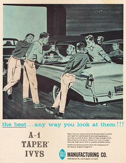 Drive-In Fifties fashions
