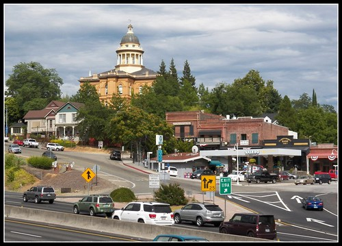 california county travel house america court gold highway downtown united country auburn rush courthouse interstate states roadside 80 placer