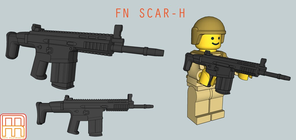 FN SCAR-H | Fabrique Nationale S(Special Operations Forces