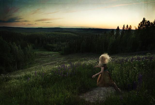 The wonder of a wanderer