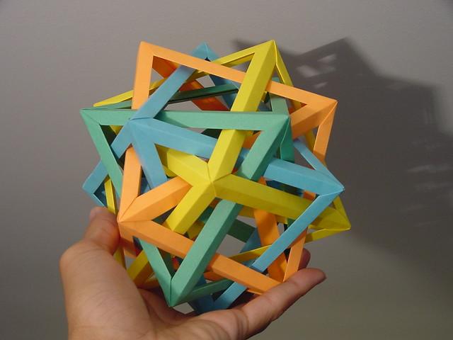 Four Irregular Octahedra