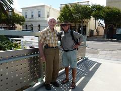 di, 13/03/2012 - 08:32 - 64. Wat een bijzondere ontmoeting in Albany met Gerard Woerlee