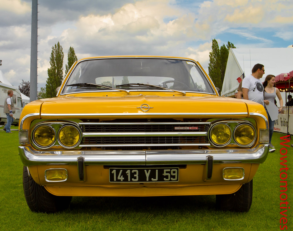Opel Rekord C Sprint Coupe Supercarfreak Flickr