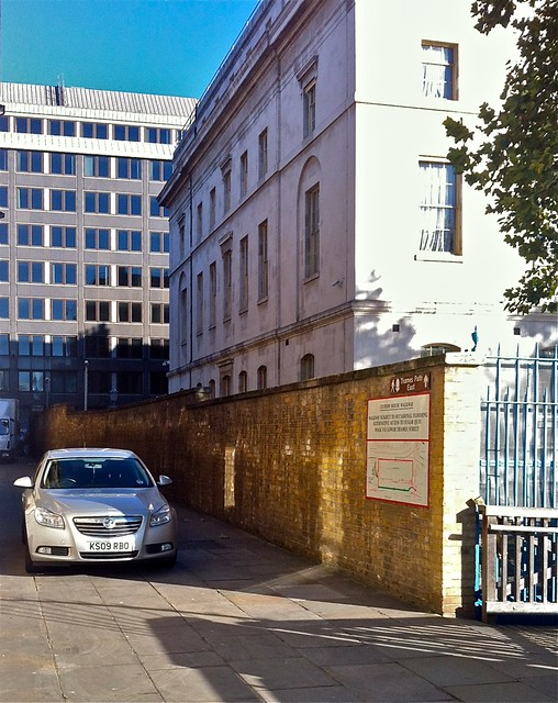 Places To See Custom House City Of London