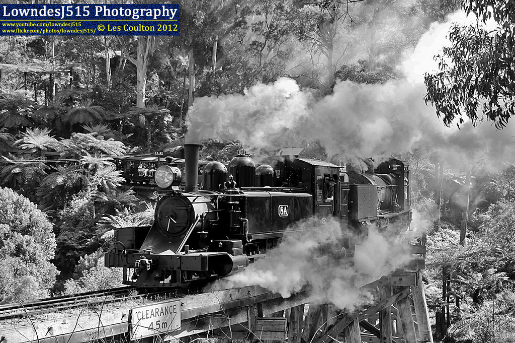 8A & G42 at Monbulk by LowndesJ515