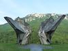 Památník na bitvu o Sutjesku, foto: Petr Nejedlý