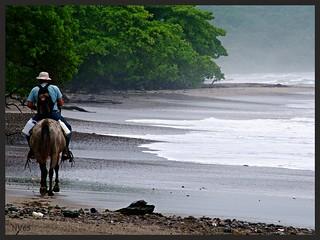 Corvée d'eau - Costa rica