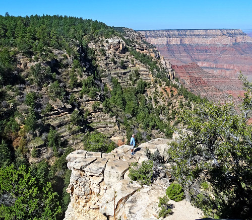 A Sense of Size, Grand Canyon, AZ 9-15 | by inkknife_2000 (10 million + views)