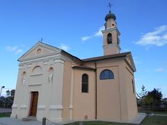 chiesa, Borgoforte, Anguillara Veneta
