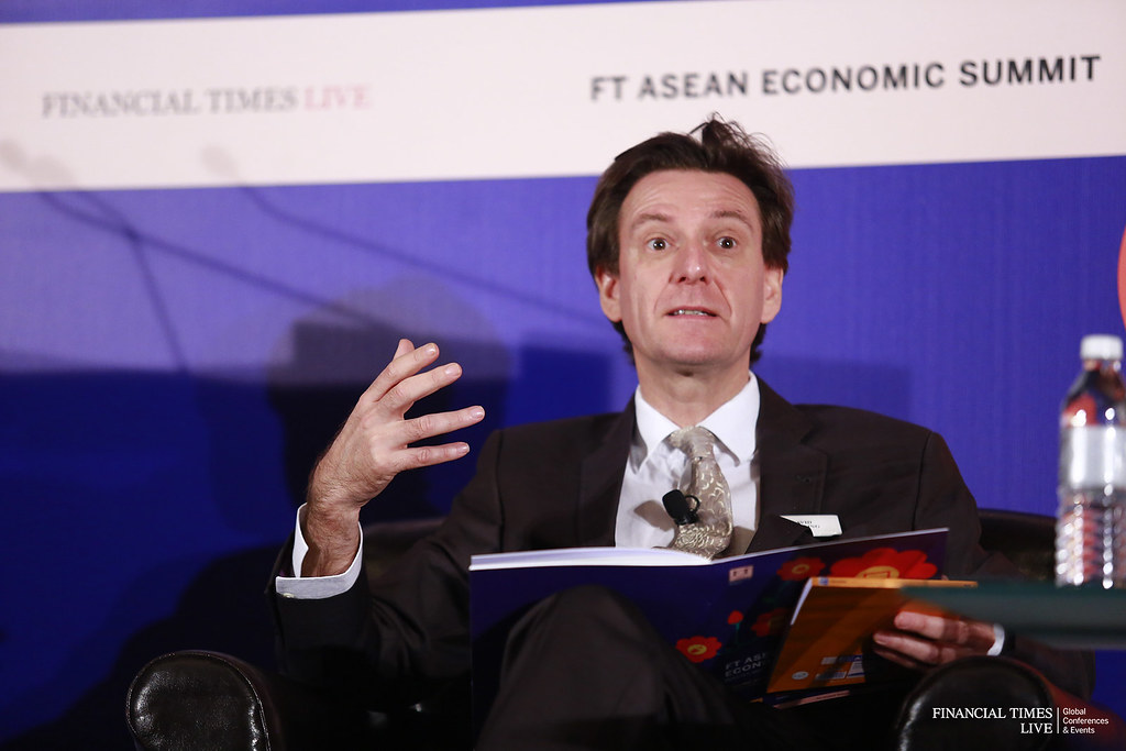 Moderator: David Pilling, Asia Editor, Financial Times | Flickr