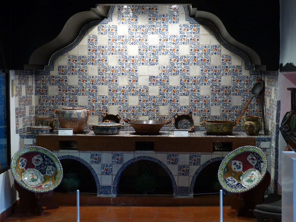 Traditional Mexican Kitchen At Museo Dolores Olmedo Flickr