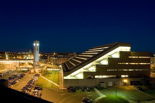 Campus buildings (exterior)