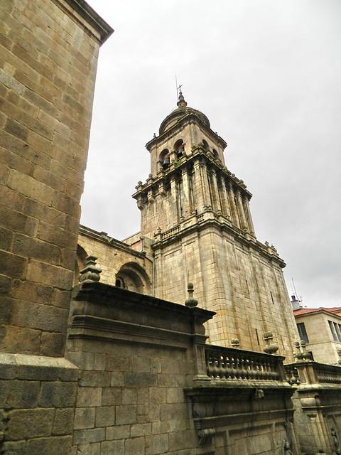 Exterior Catedral San Martin Orense 04