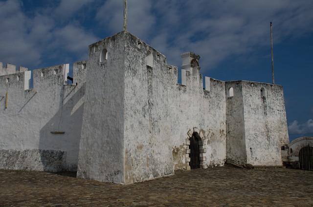 Ghana - Fort Metal Cross