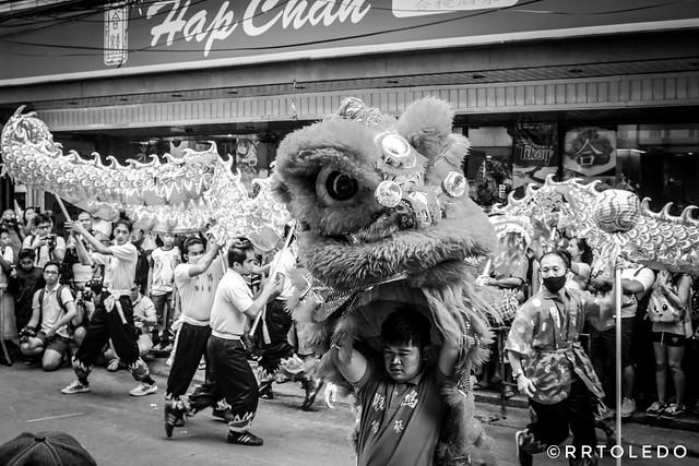 Gong Xi Fa Cai 2017 Binondo Manila