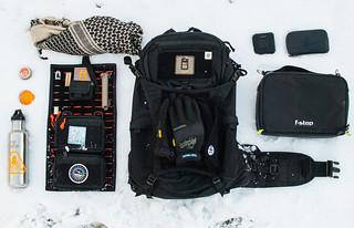 Loadout: Snow SHADO Pack