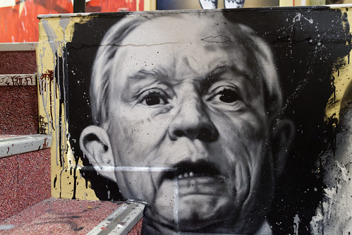 Jeff Sessions, painted portrait DXO_0673   by Abode of Chaos