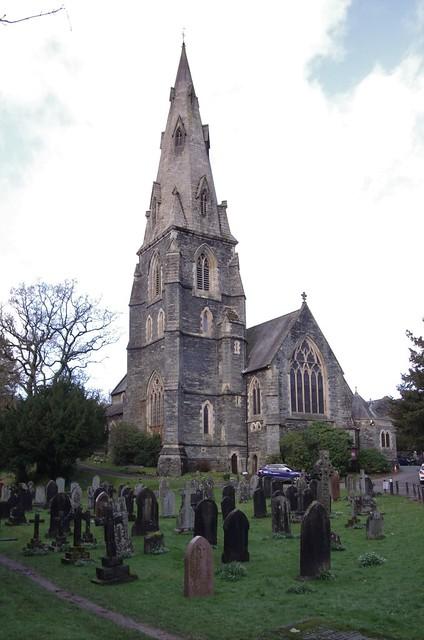 St. Mary's Church, Ambleside, Cumbria