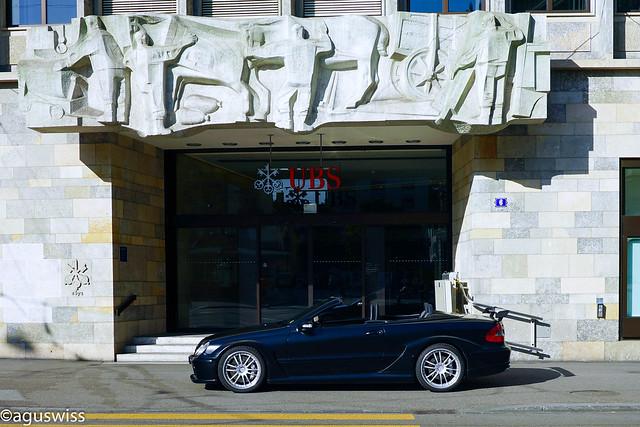 Mercedes CLK DTM Cabrio