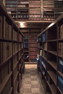 Library @ Osgood Hall Doors Open Toronto