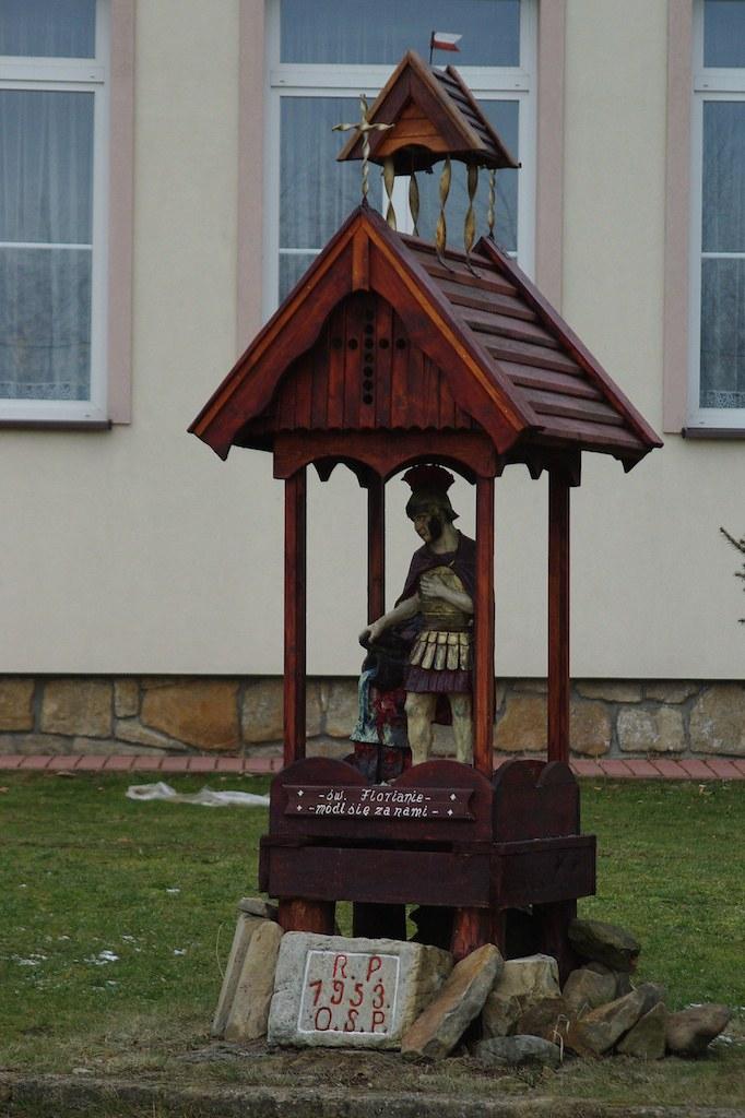 59/366: Saint Florian of Kornatka