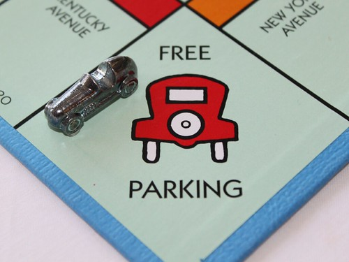 Free Parking Monopoly | by Philip Taylor PT