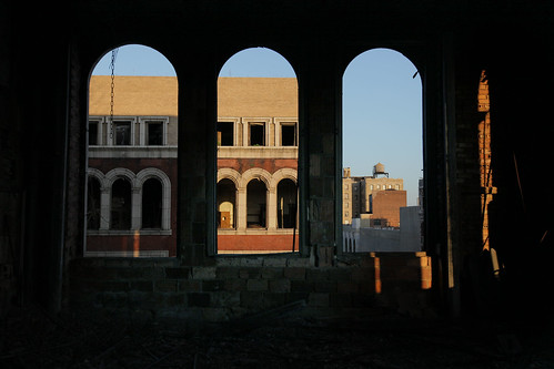 View of the East Wing | by abandonednyc