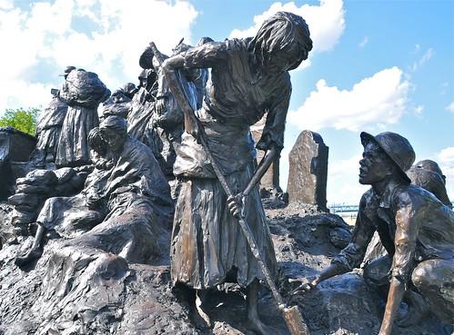 Irish Immigrant Memorial | by Kevin Burkett