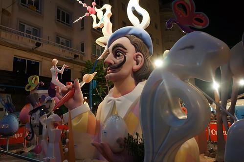 """""""Picasso es pintor, yo también; Picasso es español, yo también; Picasso es comunista, yo tampoco"""" - Salvador Dalí   by Enrique Freire"""