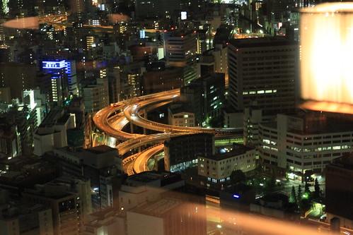 nigft TOKYO from bar Mandarin Oriental Tokyo | by Norio.NAKAYAMA