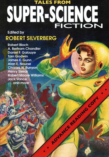Tales from Super-Science Fiction (2012 ARC)