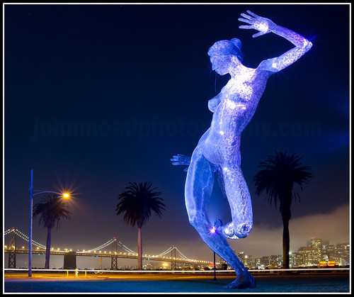 Bliss Dance Statue - Treasure Island | by jdm650