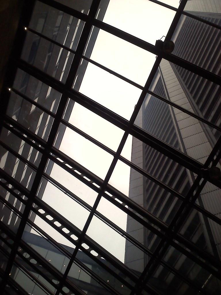Guggenheim Pavilion Atrium @ Mt  Sinai hospital  | MaureenKelly
