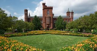 Smithsonian Castle & Parterre | by RLBolton