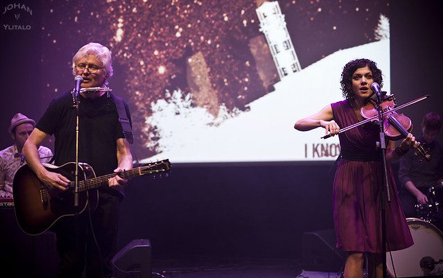 Chip Taylor & Carrie Rodriguez (7)