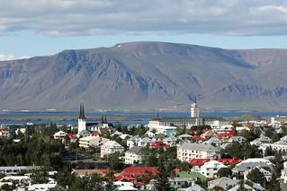 Reykjavik   by Marco Bellucci