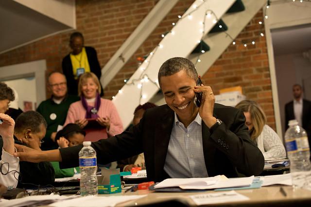 Barack Obama in Columbus - November 5th